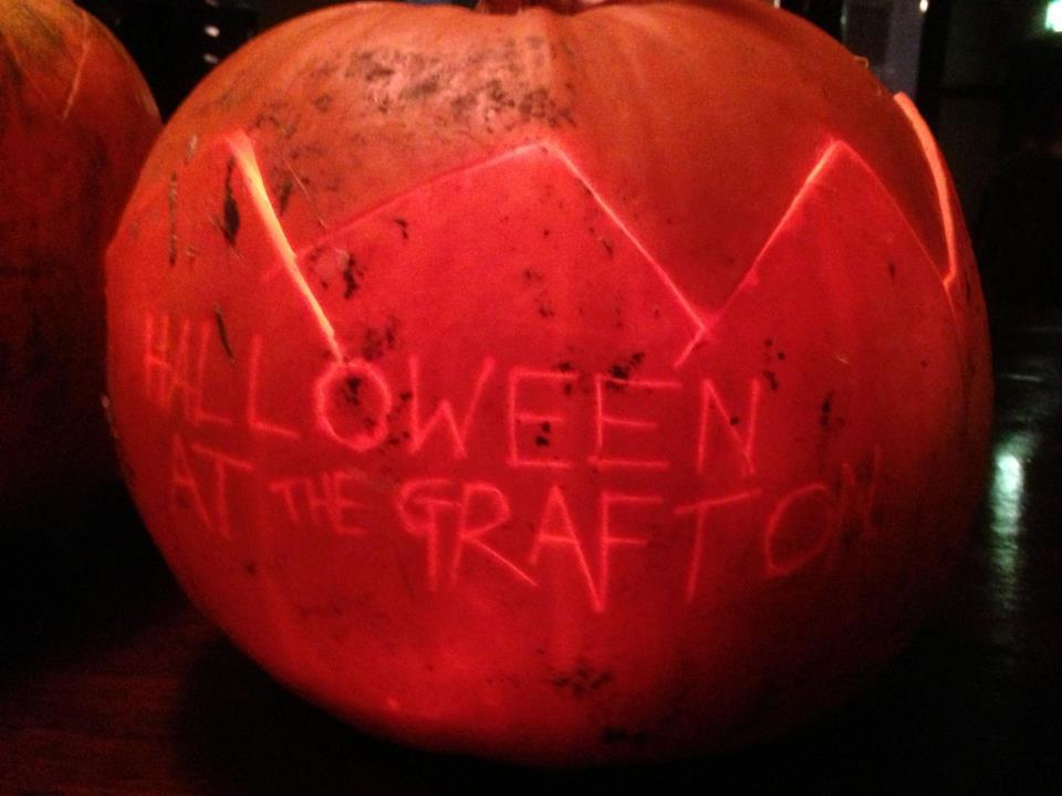 12.10- Carve your own pumpkin Halloween
