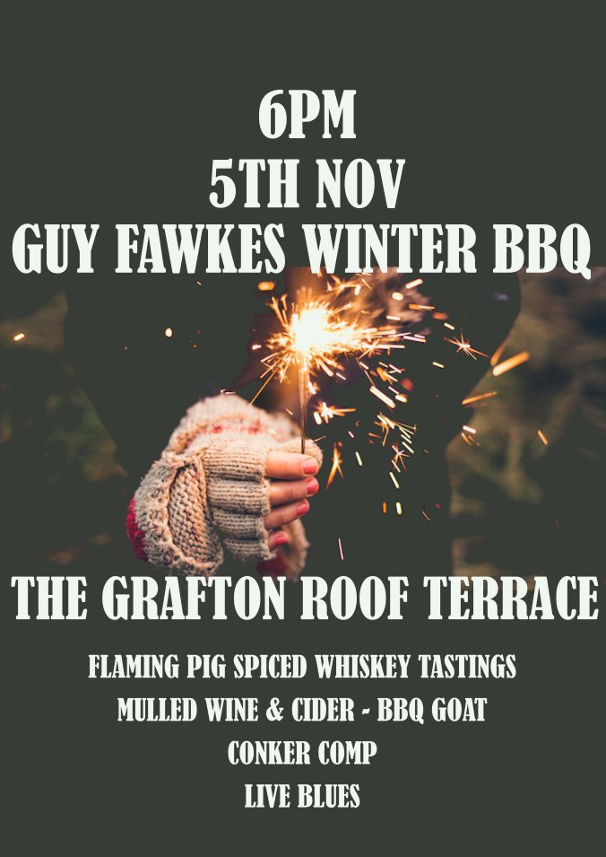 Guy Fawkes Winter BBQ