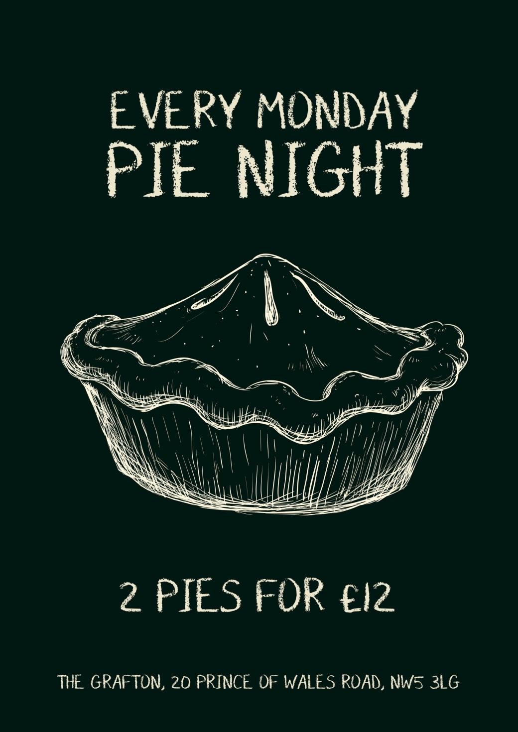 Grafton Pie Night